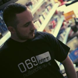 069NER Frankfurt T-Shirt